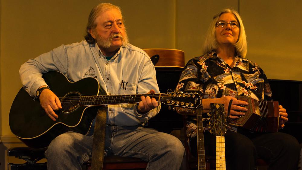 Rick and Donna Nestler