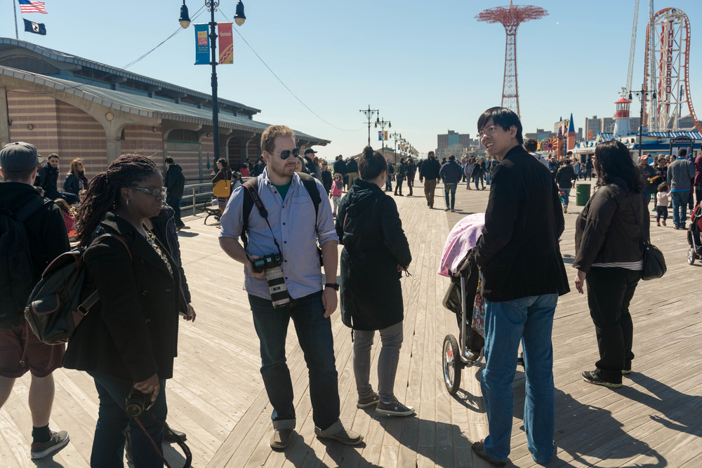 Coney Island Photo Meetup