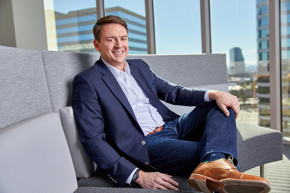Scott Areman Executive Portraits