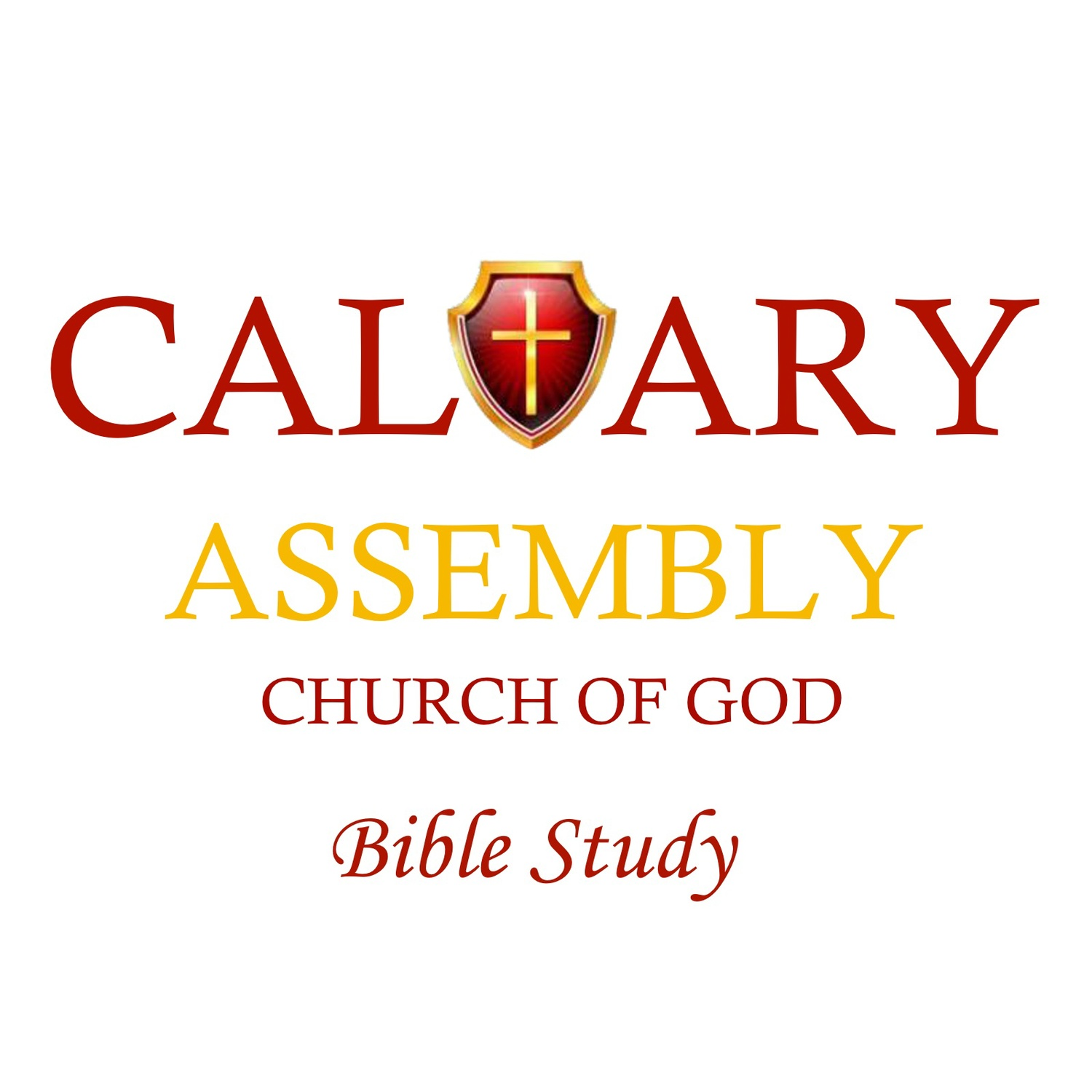 Bible Study - Calvary Assembly