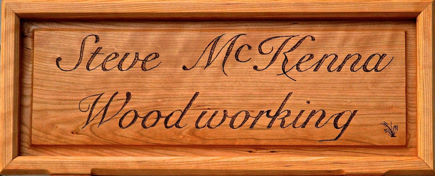 Steve McKenna Woodworking