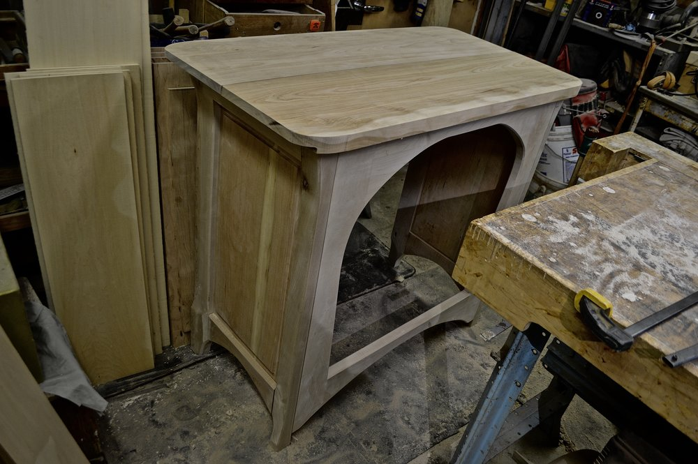 ends, back and top dry fit