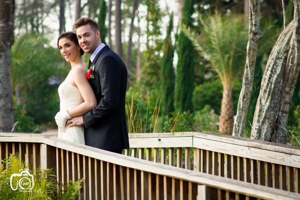 Nature Wedding Portraits