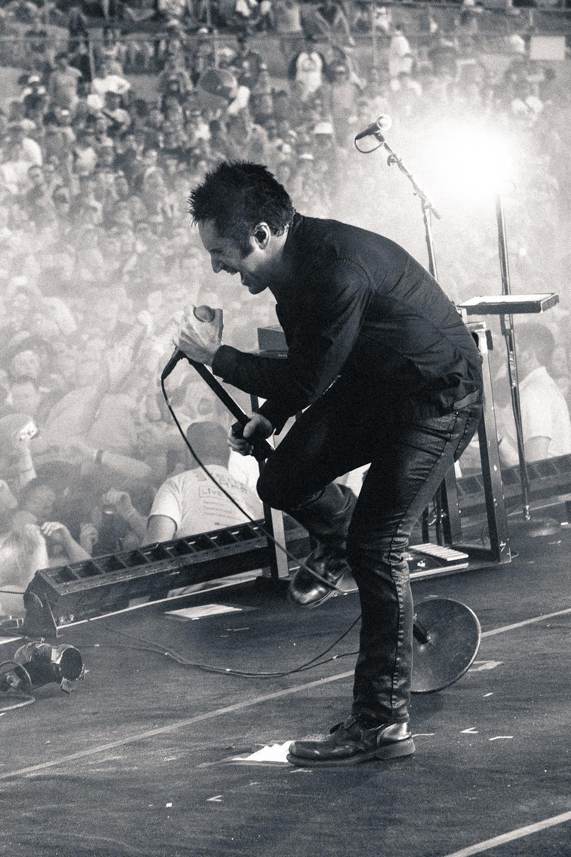 Trent Reznor, Sasquatch Festival 2009