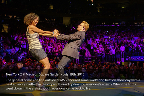 u2 new york 2 justin kent - U2 At Madison Square Garden