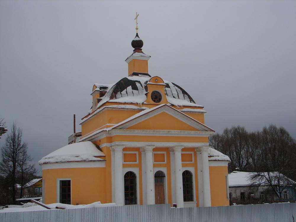 Никольский храм, Грабцево.JPG