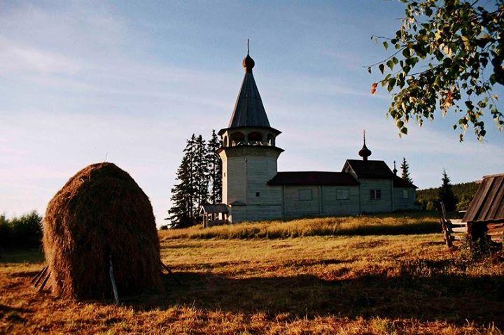 Пример отечественной базилики