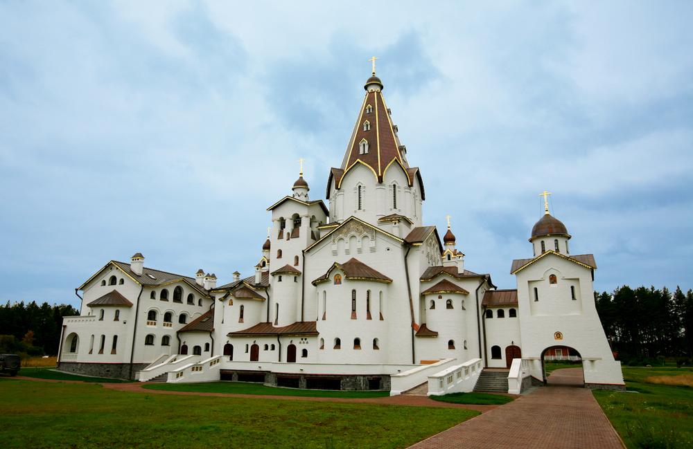 храм святого равноапостольного князя Владимира во Владимирском скиту, 2004-2008
