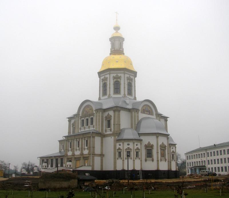 Благовещенский собор в Дивеево, 2009-2014