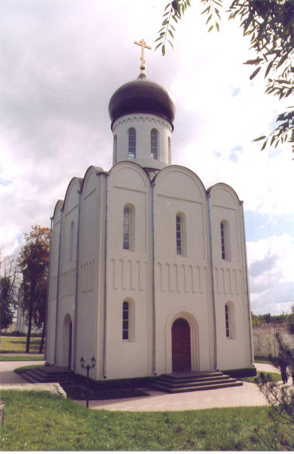 4.5 Николо-Угрешский монастырь. Церковь Пимена Угрешского.jpg