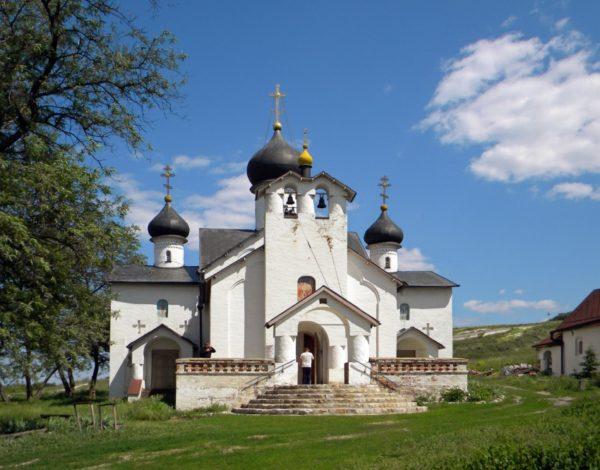 Церковь Введения во храм Пресвятой Богородицы. Фото: sobory.ru