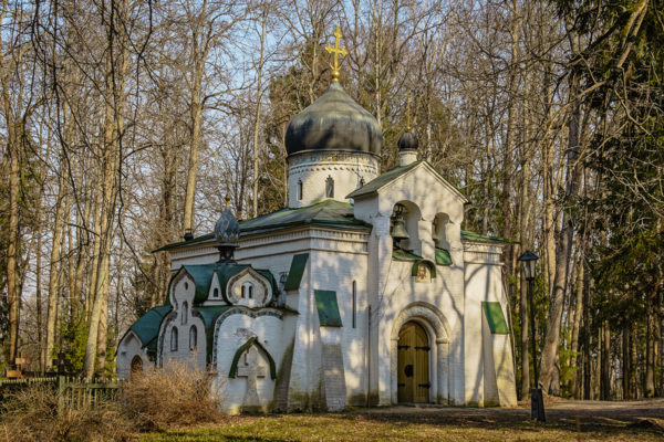 Церковь Спаса Нерукотворного в Абрамцеве. Фото: mos.news