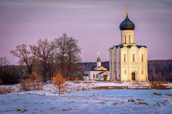 Церковь Покрова на Нерли. Фото: Сергей Ершов / VK
