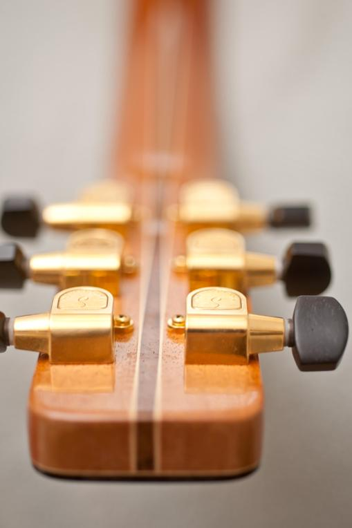 Hawkins Orchestra Model Headstock