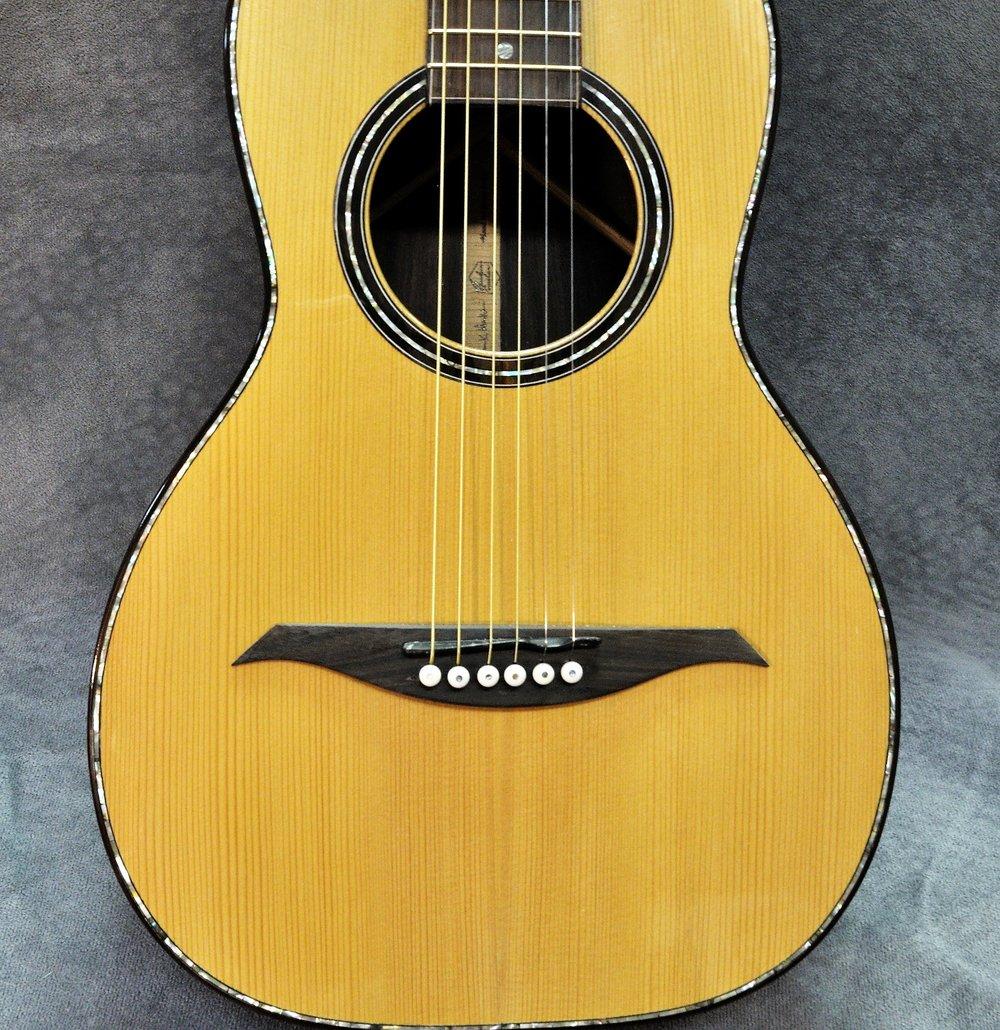 Hawkins Parlor Guitar