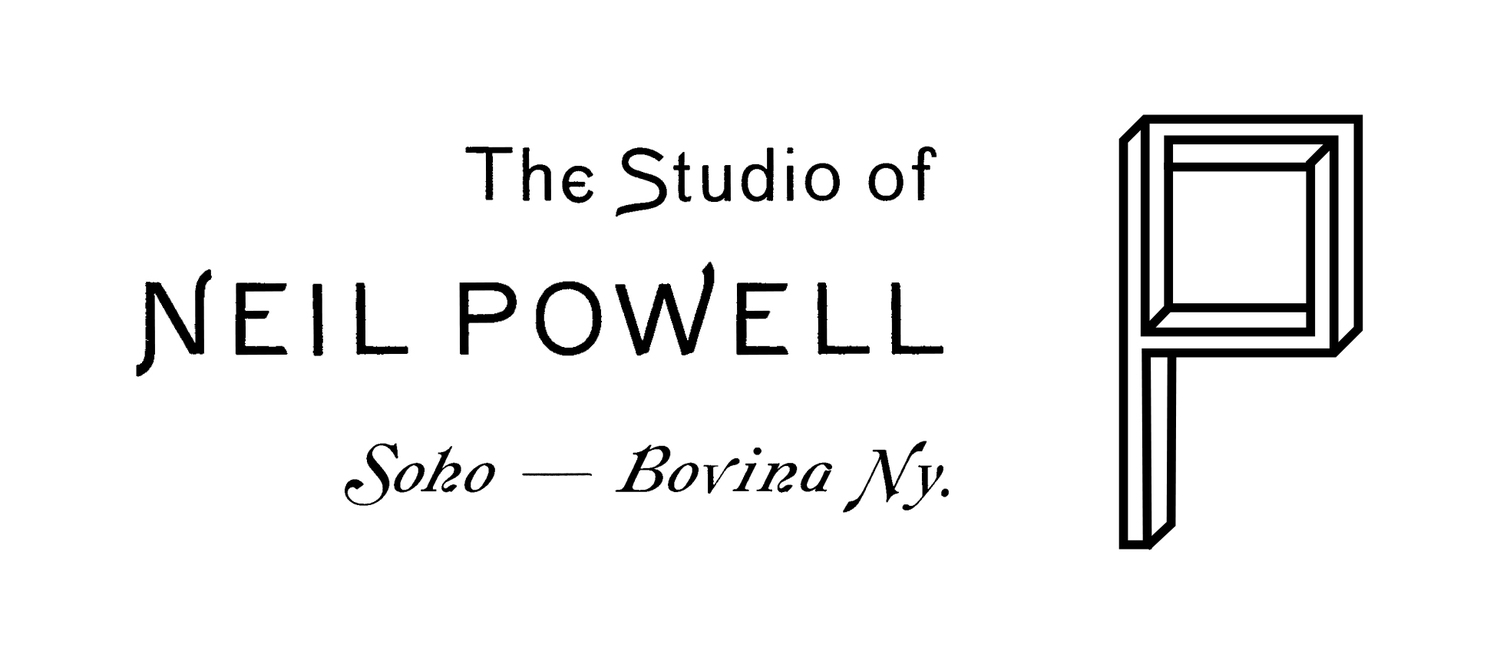 The Studio of Neil Powell