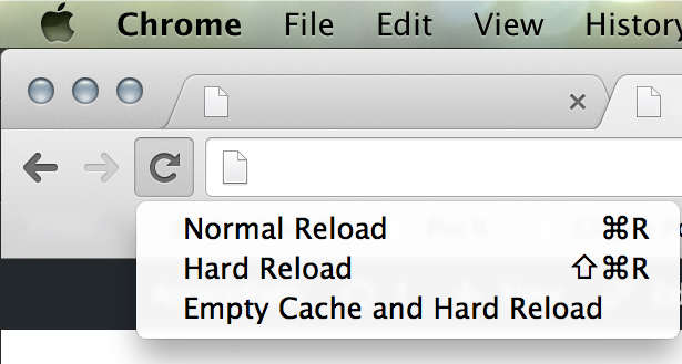 chrome-feature-reload