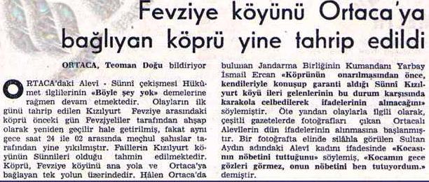 17 Haziran 1966,Milliyet Gazetesi.