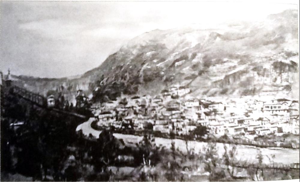 Ankara- Stannoz (Çizim)   Kaynak: Raymond N. Kevorkian & Paul B. Pa  boudjian, 2013.  1915 Öncesinde Osmanlı İmparatorluğu'nda Ermeniler, İstanbul: Aras Yayıncılık.