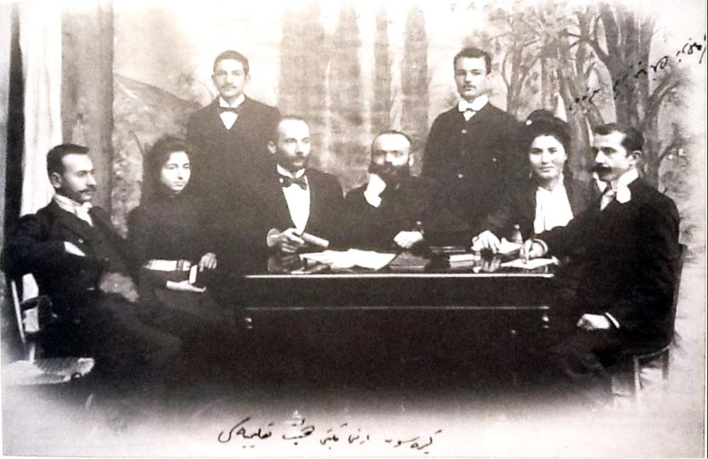 Giresun Ermeni ve Hıristiyan Eğitimciler 1907.jpg