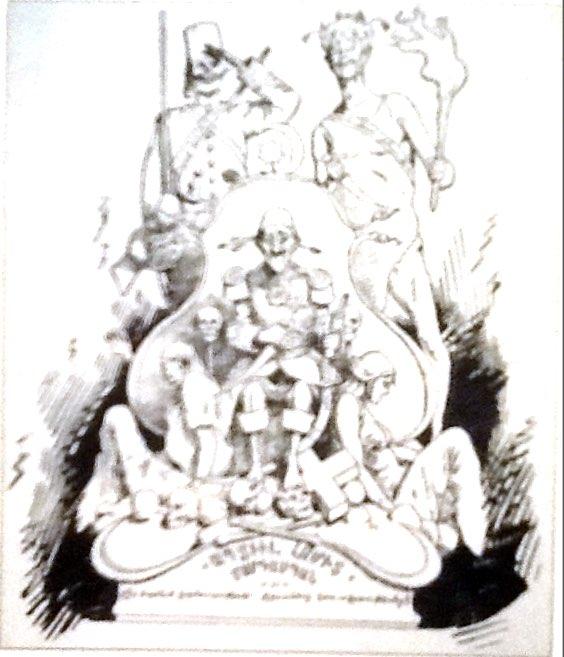 Hınçak Partisi Tarafından Basılan Hicivli Kartpostal _Abdülhamidi yücelten ermeni anıt projesi_.jpg