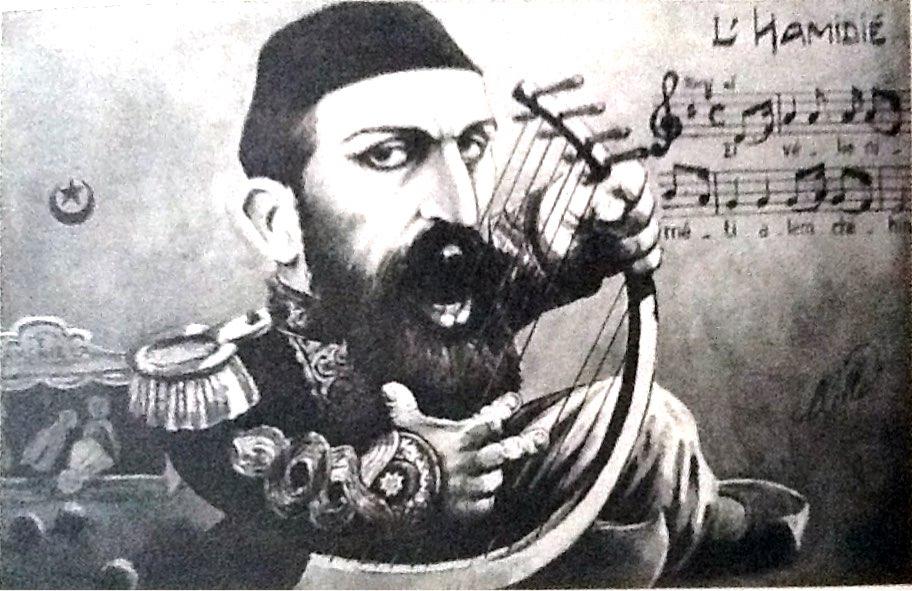 II. Abdülhamit Mille'in Karikatürü.jpg
