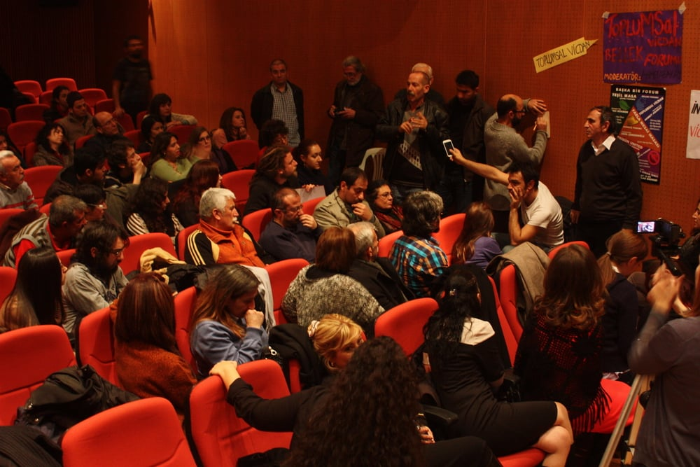 1 toplumsal vicdan forumu Ankara Aralik 2013.JPG