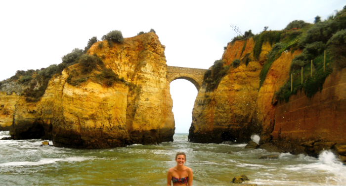 Discovering the beautiful Lagos, Portugal.