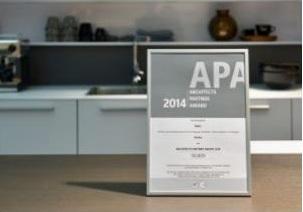 Фабрика Nolte и престижная премия Architects Partner Award