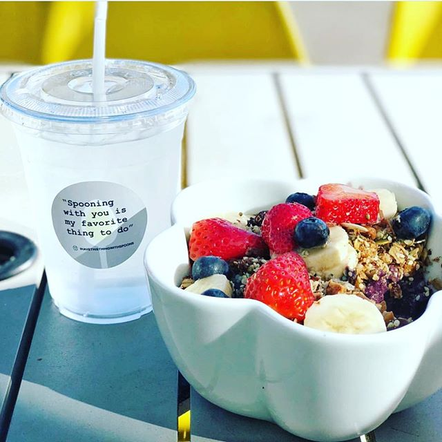 Drumroll, please. This #FirstFridays, UberEATS is honoring the 2017 Best Restaurants on the app and we made the list! To celebrate, today only enjoy our Classic Açaí Bowl for only $5 exclusively on the UberEATS app. 📷: @theculinarycowboy
