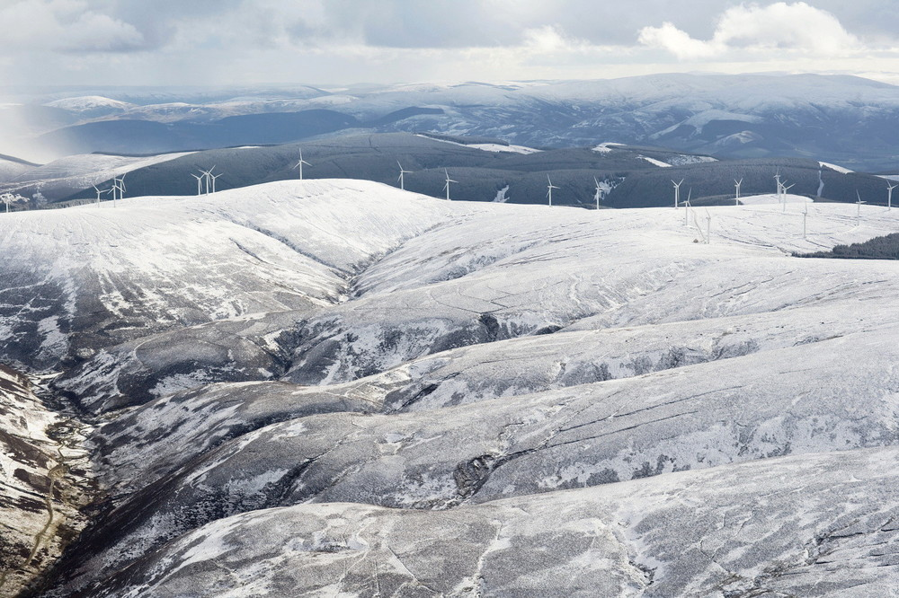 Wind Farm, Scotland