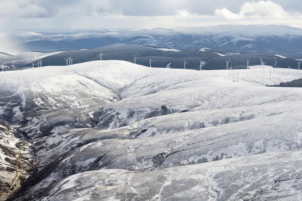 Wind Farm, Scotland