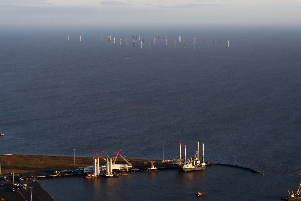 Great Yarmouth & Scorby Sands Wind Farm, Norfolk
