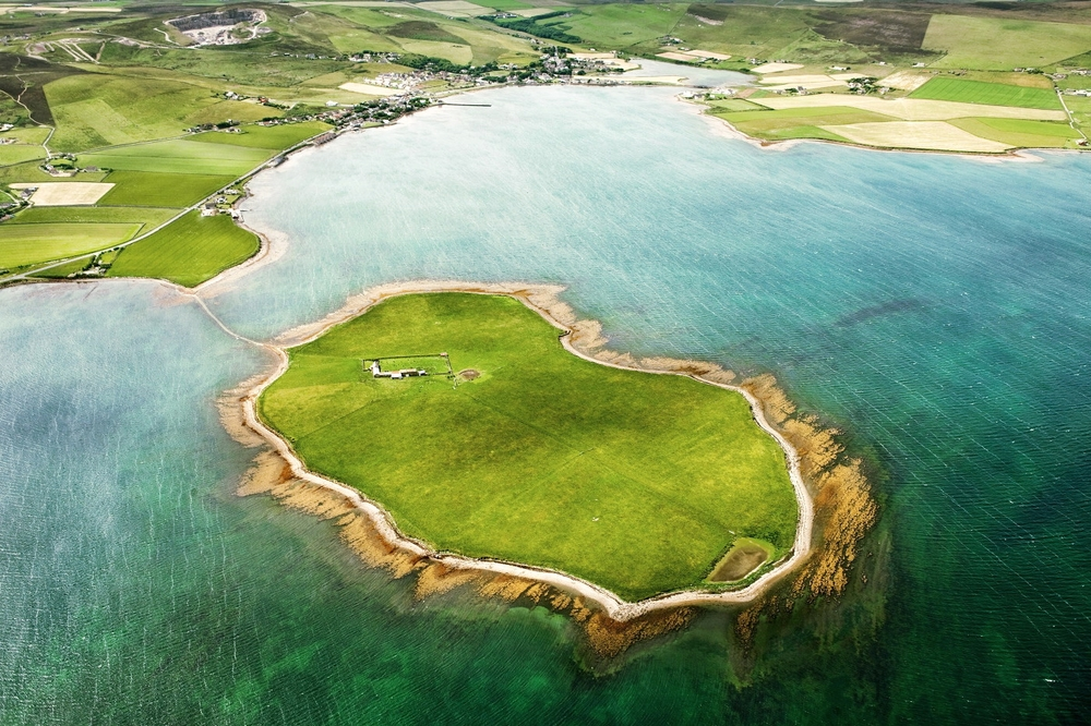Holm of Grimbister, Orkney