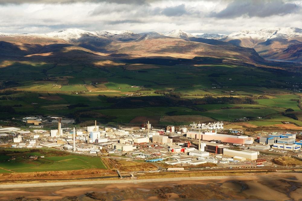 Sellafield  Nuclear Site, Cumbria