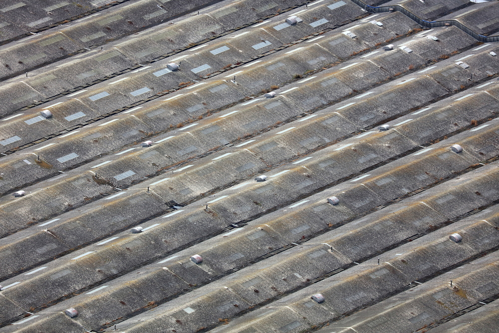 Industrial Roofs, Oxford