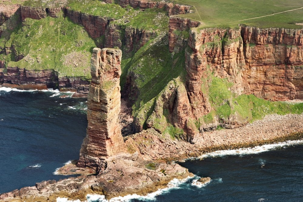The Old Man of Hoy, Orkney