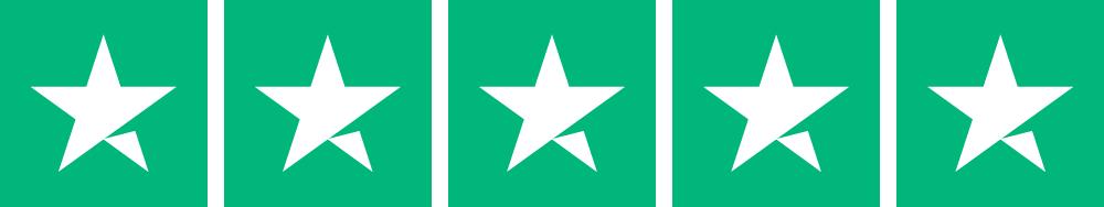 Trust Pilot 5 Star Rating Design Company