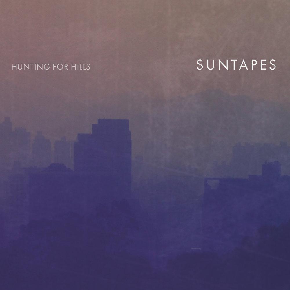 Album cover :: Suntapes :: Hunting-for-hills.jpg