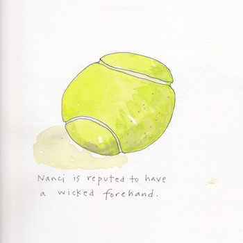 Nanci Kauffman_First PErson_Tennis Ball_2016.jpg
