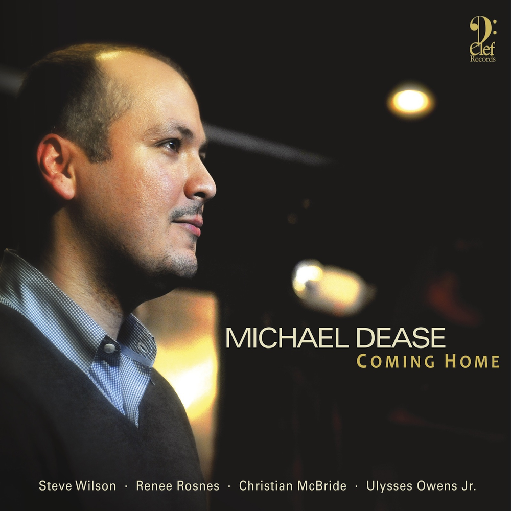 Coming Home (2012) feat. Renee Rosnes, Steve Wilson Christian McBride, Ulysses Owens Jr, and Eric Alexander.