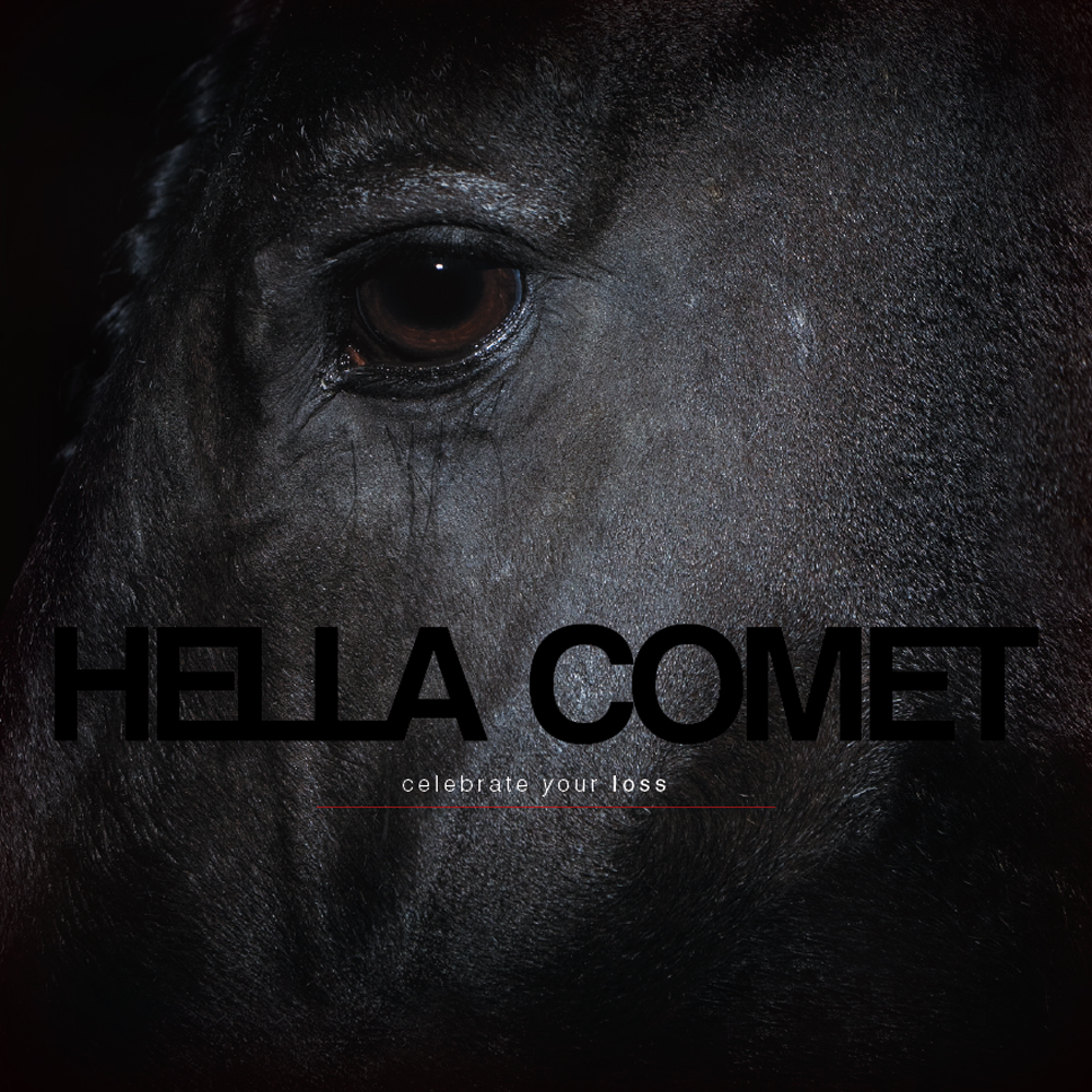 Hella Comet - Album Artwork
