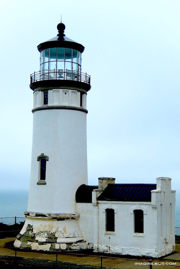 The Romance of a Lighthouse