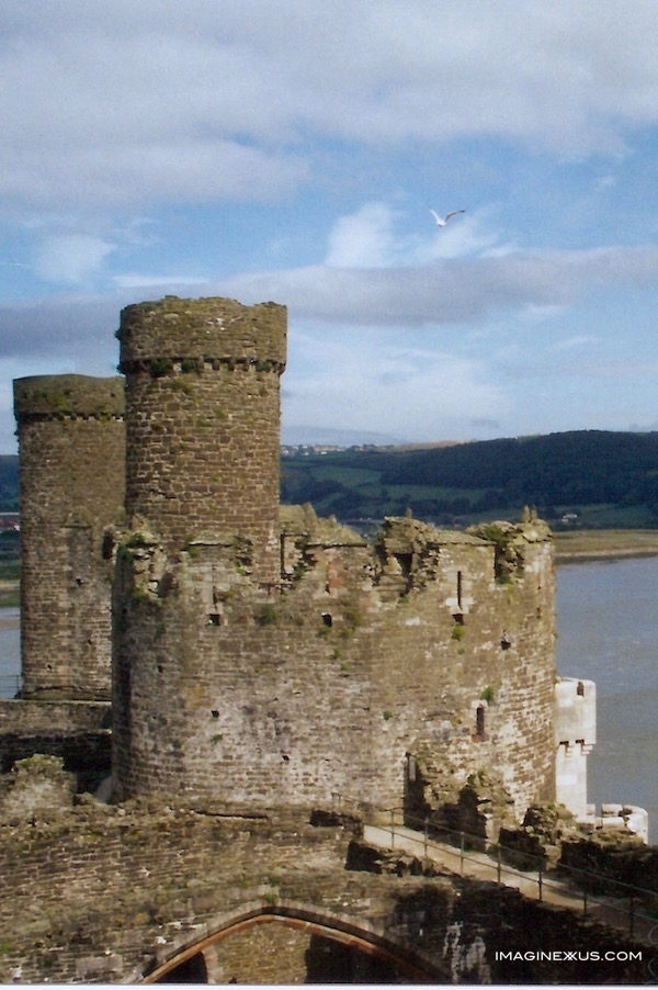 Conwy Castle's Masons