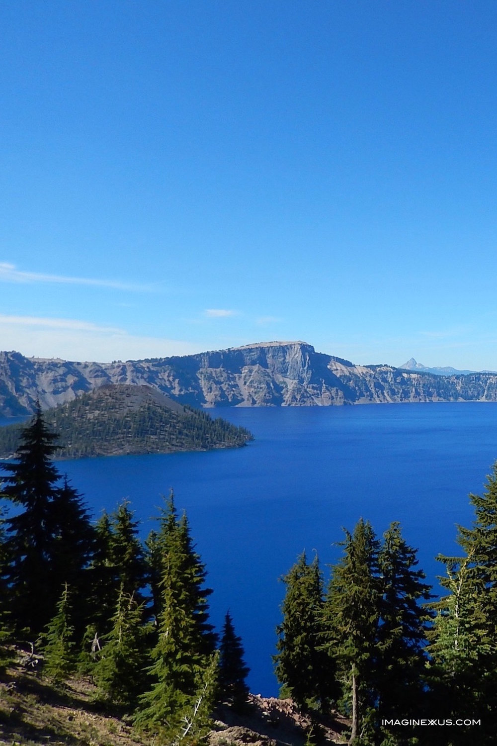 Crater Lake: Oregon's Gem