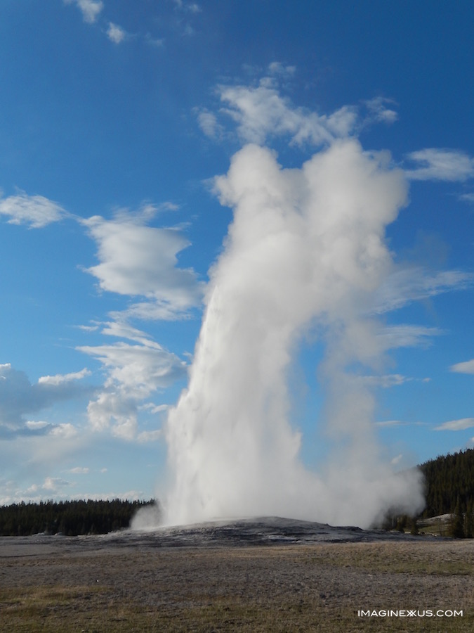 Yellowstone's Old Faithful