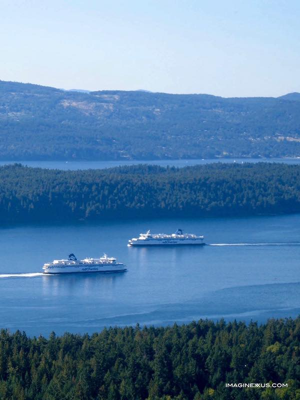 The Pulse of the Gulf Islands