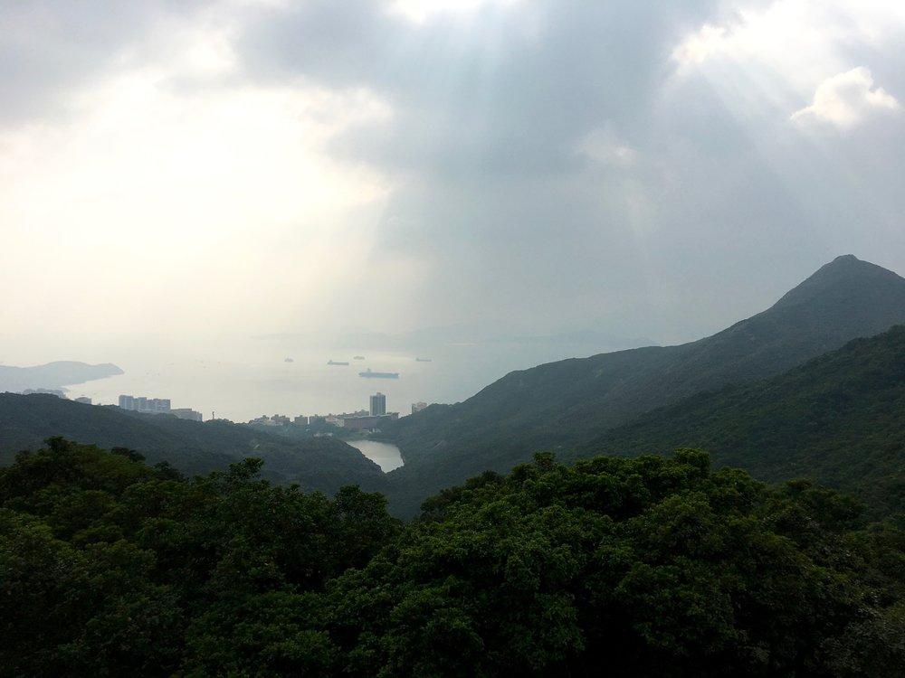 Victoria Peak-Hong Kong-Mountain view.jpg