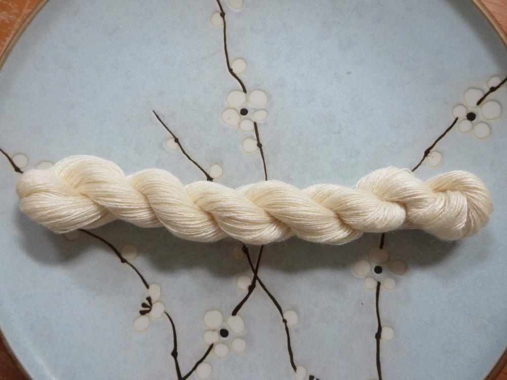 Silk-2ply (sold)