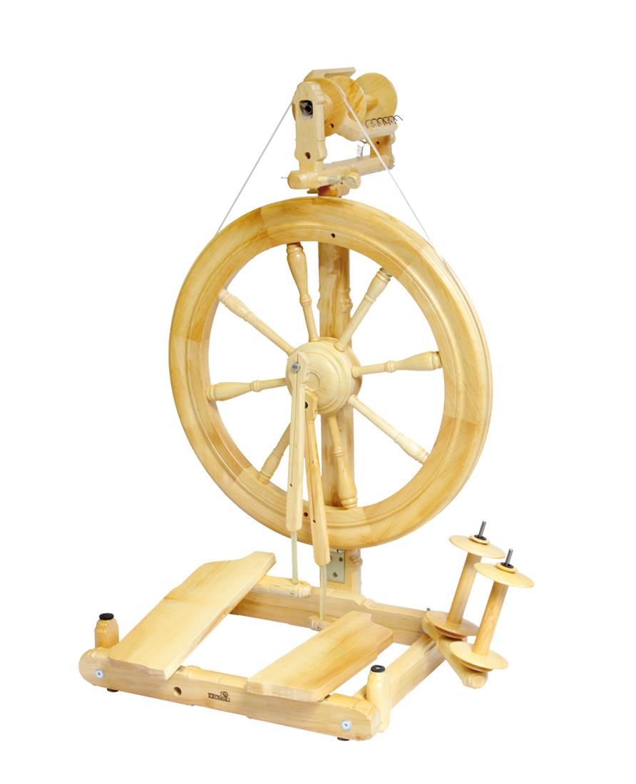kromski sonata spinning wheel